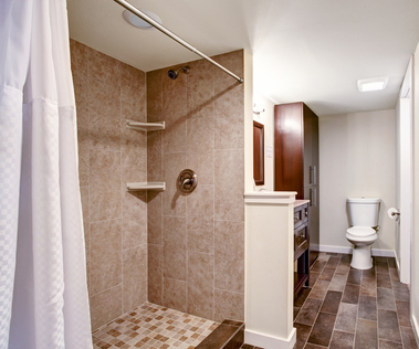 Bathroom In Basement Cost Best Home Interior - Cost to put bathroom in basement